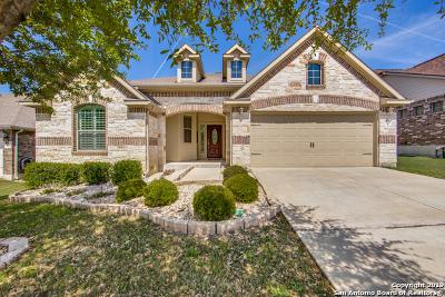 Schertz Single Family Home Active Option: 829 Mesa Verde