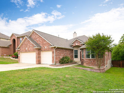 Helotes Single Family Home Active Option: 14606 Los Lunas Rd
