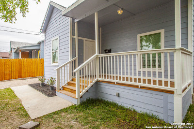 Single Family Home Price Change: 412 S Olive St