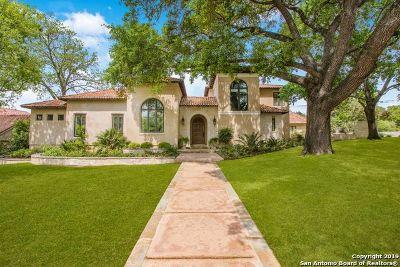 San Antonio Single Family Home For Sale: 117 Ridgemont Ave