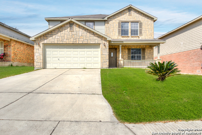 San Antonio Single Family Home Active Option: 115 Birchwood Bay