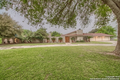 Guadalupe County Single Family Home Active Option: 5 Augusta Dr