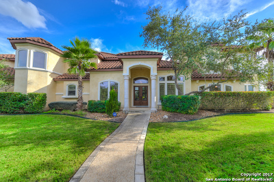 Single Family Home For Sale: 1610 Greystone Ridge