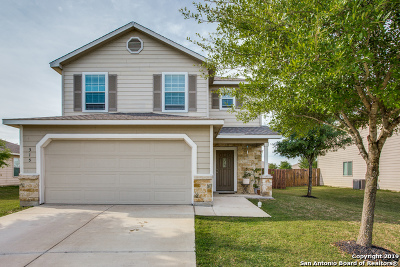 Schertz Single Family Home Active Option: 315 Passerina Spur