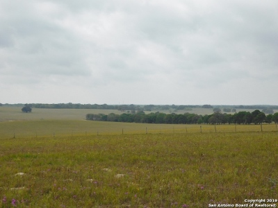 La Vernia Residential Lots & Land For Sale: 232 Scenic Hills Dr