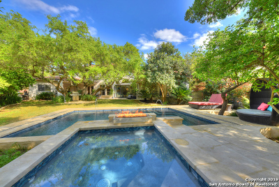 Bexar County Single Family Home For Sale: 19139 Autumn Gdn