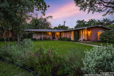 Single Family Home For Sale: 303 Busby Dr