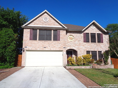 Schertz Single Family Home Active Option: 103 Newrock Creek