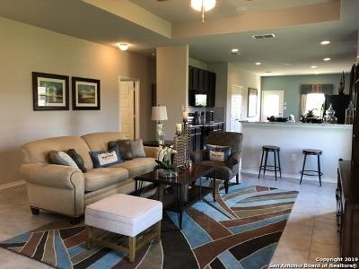 Converse Single Family Home Price Change: 4115 Josephs Run