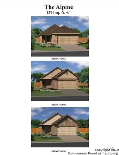 Converse Single Family Home For Sale: 4103 Josephs Run