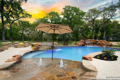 Boerne Single Family Home For Sale: 301 Sandy Oaks Dr