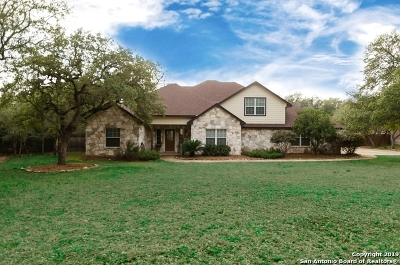 Spring Branch Single Family Home Price Change: 352 Bentwood Dr