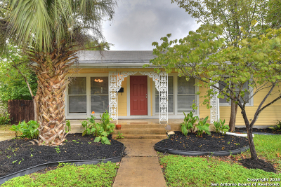 Single Family Home Price Change: 115 Blakeley Dr