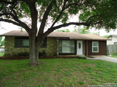 Universal City Single Family Home Active Option: 218 Northview Dr