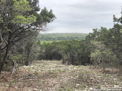 Boerne Residential Lots & Land Active RFR: Lot 7 Horseshoe Bend