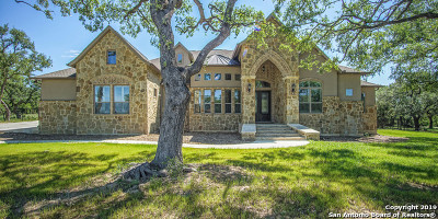 New Braunfels Single Family Home For Sale: 1452 Decanter Dr