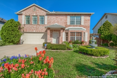 Cibolo Single Family Home Active Option: 116 Springtree Grove