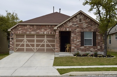 Boerne Single Family Home Active Option: 128 Rolling Creek