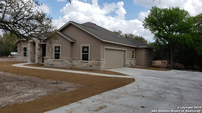 Spring Branch Single Family Home For Sale: 6124 Spring Branch Rd