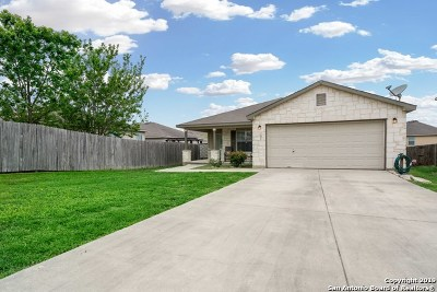 Cibolo Single Family Home Active Option: 101 Willow Path