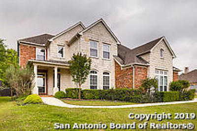 Boerne Single Family Home For Sale: 8332 Monument Oak
