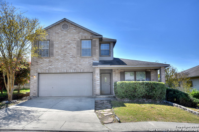 Single Family Home For Sale: 3414 Canyon Maple