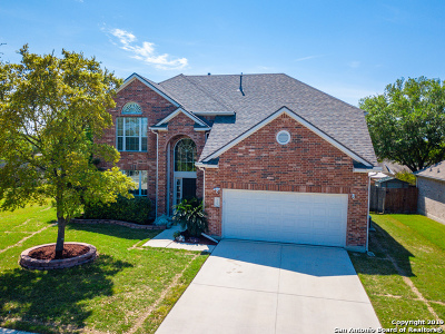 Schertz Single Family Home Active Option: 4505 Meadow Creek Dr