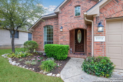 Cibolo Canyons Single Family Home Back on Market: 24014 Briarbrook Way