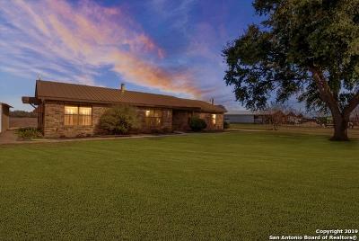 Elmendorf Single Family Home For Sale: 7157 Schultz Rd