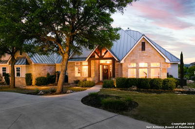 New Braunfels Single Family Home For Sale: 1058 Provence Pl