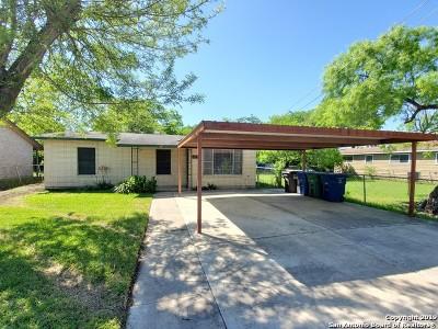 San Antonio Single Family Home Back on Market: 327 Carlota Ave