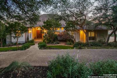 Stone Oak Single Family Home For Sale: 45 Trophy Ridge