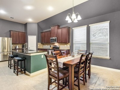 San Antonio Single Family Home Active Option: 15463 Gallant Bloom