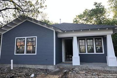 Single Family Home For Sale: 424 Olive St