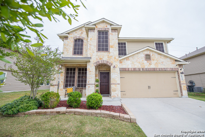 Schertz Single Family Home Active Option: 2948 Mineral Springs