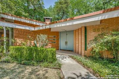 Single Family Home For Sale: 8802 Pineridge Rd