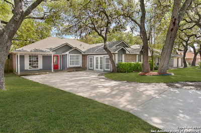 San Antonio Single Family Home Back on Market: 8538 Timber Lodge