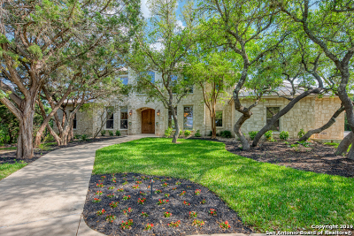 Helotes Single Family Home For Sale: 16148 Revello Dr