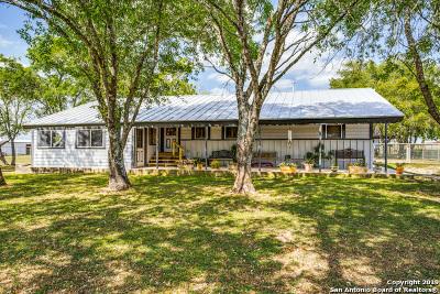 Wilson County Farm & Ranch For Sale: 604 Fm 2579