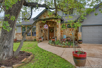 Boerne Single Family Home Price Change: 115 Devonshire Rd