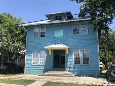 San Antonio Multi Family Home For Sale: 310 Roosevelt Ave
