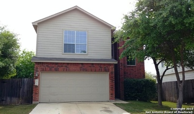 Helotes Single Family Home For Sale: 10110 Roseangel Ln