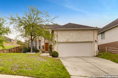 Single Family Home For Sale: 21850 Dolomite Dr