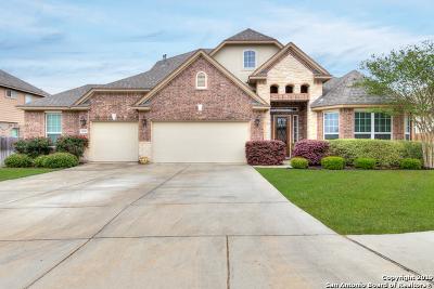 Alamo Ranch Single Family Home Active Option: 12823 Bouvardia