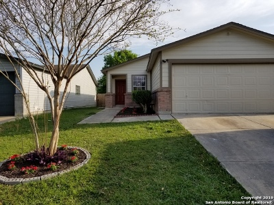 San Antonio Single Family Home Back on Market: 7320 Booker Bay