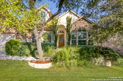 Helotes Single Family Home For Sale: 16106 Ponderosa Pass