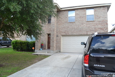 Cibolo Single Family Home Active RFR: 116 Lookout View