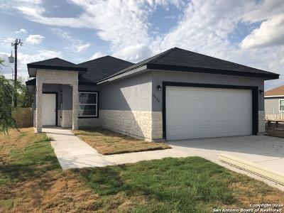 Converse Single Family Home For Sale: 9538 Autumn Run Ln