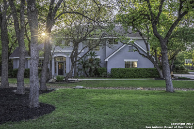 Boerne Single Family Home Price Change: 306 Kendall Pkwy
