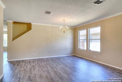 Converse Single Family Home For Sale: 9527 Boatman Pier